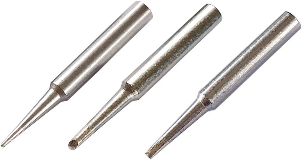 ShineNow Quality ST Replacement Tip 3pcs Combo for Weller WLC100 WP25 WP35