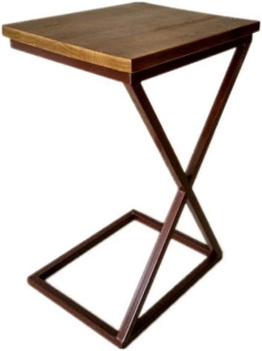 Folding table Nan Mesa Auxiliar Lateral para sofá, Mesa para ...