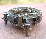 Humaira Nautical Vintage Antique Style Brass