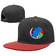 Alt-J This Is All Yours Kids Big Brim Graphic-Print Baseball Team Hip Hop Hat Caps