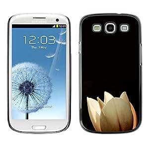 Stuss Case / Funda Carcasa protectora - Illuminate! With Cream Petals - Samsung Galaxy S3