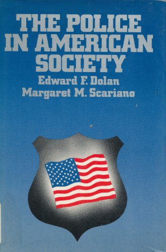 The Police in American Society