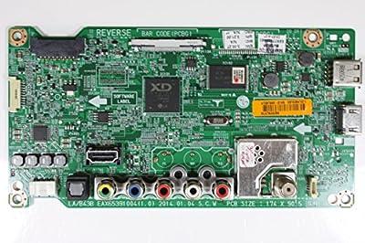 """50"""" 50LB5900-UV EBT62841571 Main Video Board Motherboard Unit"""