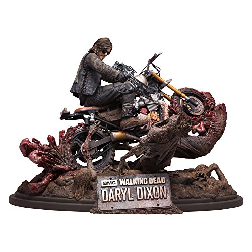 alking Dead Daryl Dixon Limited Edition Resin Statue ()