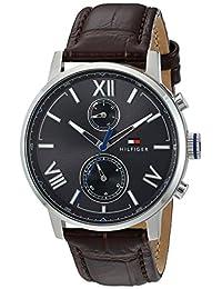 Tommy Hilfiger Men's 1791309 ALDEN Analog Display Quartz Brown Watch