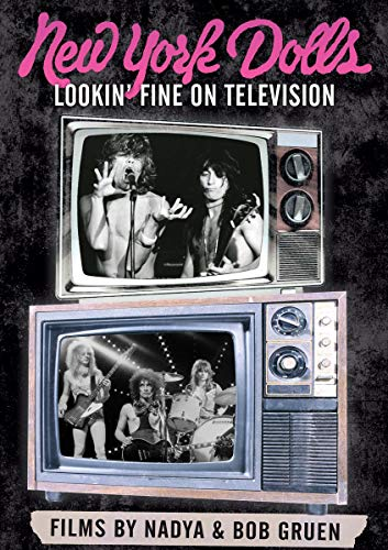 Image of New York Dolls - Lookin' Fine On Television