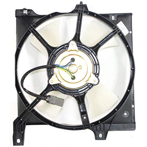 Radiator Fan Assembly for Nissan Sentra 98-99 Automatic Transmission 1.6L Eng.