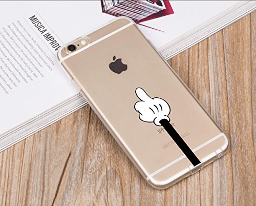Plus Plus Mod Coque iPhone 6 6S vanki tUFBwx