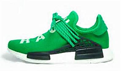 best cheap 8fe9f 5ab2a bashy fashion Unisex Pharrell Williams NMD hu Human Race New ...