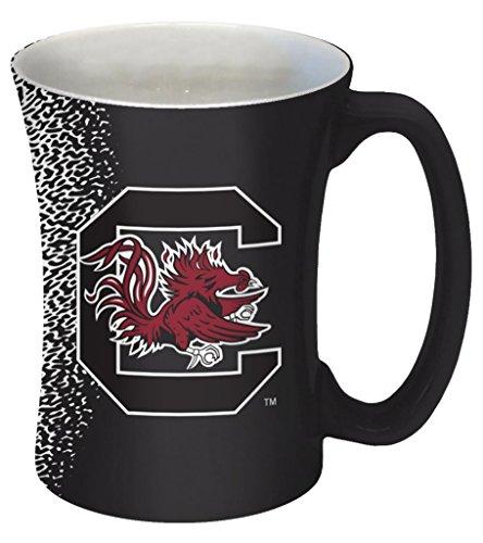 NCAA South Carolina Gamecocks Mocha Mug, 14-ounce, (South Carolina Coffee Mug)