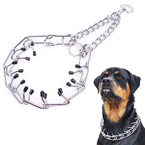 Dog Prong Training Collar (XL-23.6