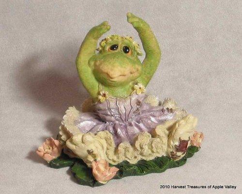 Tutu C. Ribbit...Frog Lake (Boyd's Wee Folkstone)