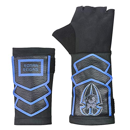 WWE Authentic Wear Roman Reigns Big Dog Unleashed Replica Glove Set
