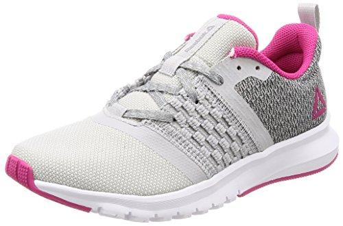 Cm8685 Silex Course Chaussures Blanc Crane Gris Pale Reebok Rose gris Multicolore De Pour 0 Femmes wqXnFpBv