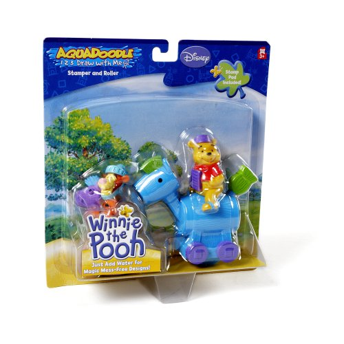 Aquadoodle Winnie the Pooh Stamper and Roller