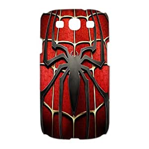 Mystic Zone Spiderman Samsung Galaxy S3 Case for Samsung Galaxy S3 Hard Cover Hero Theme Fits Case HH0263