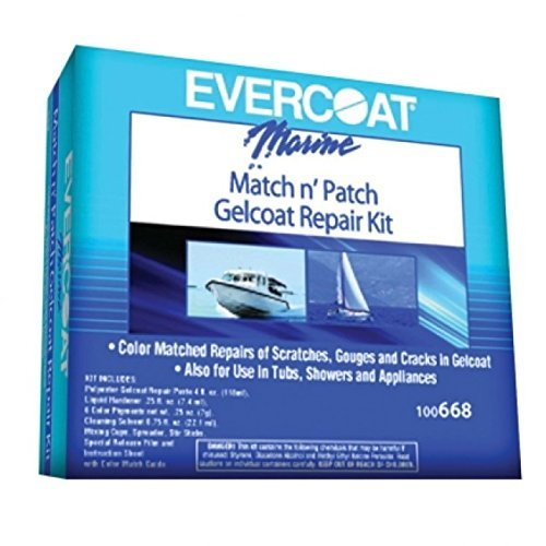 Evercoat 100668 Gelcoat Repair Kit- 4 fl. oz.
