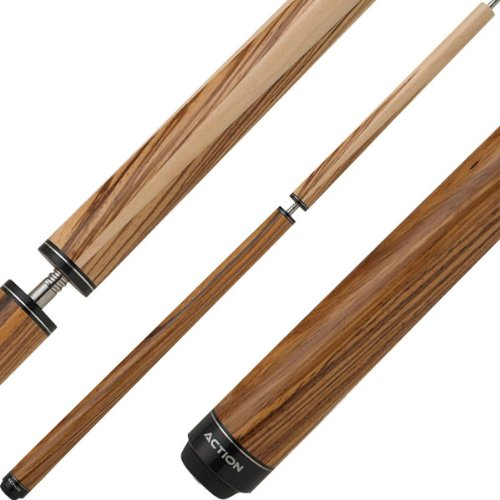 Action Zebrawood Break Jump Cue