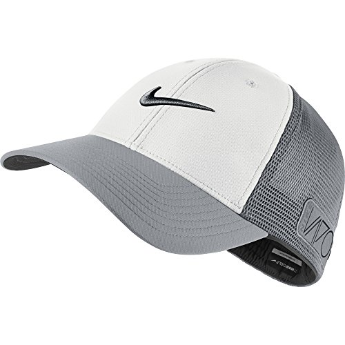 771593242bd NEW Nike Tour Legacy Mesh RZN Vapor Wolf Grey White Black Fitted L XL Hat  Cap - Buy Online in UAE.