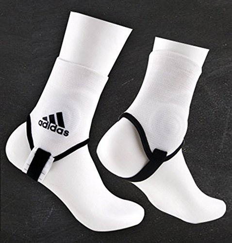 Adidas Ankle Guard Brace Shield Protector Dual Sided For