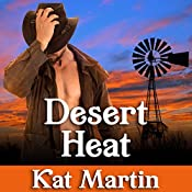 Desert Heat: Sinclair Sisters Series, Book 2 | Kat Martin