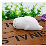 Tickos Squishies Toys Cute Belly seal Animal Squeeze Slow Rising Squishies Stress Relief Soft Toy