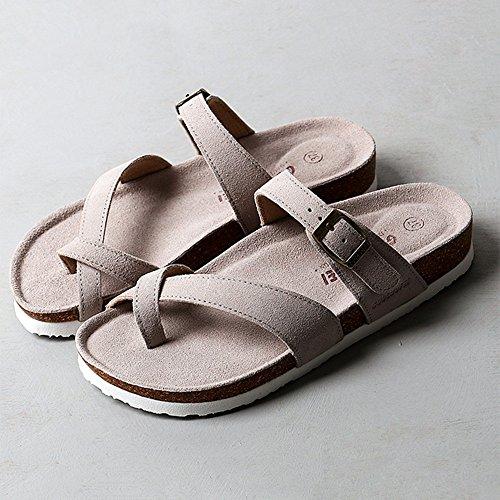 Zhangrong Estate Antiscivolo 42B Piatto Pantofole SandalicoloreBDimensioni Donna Punta 8nkO0wP