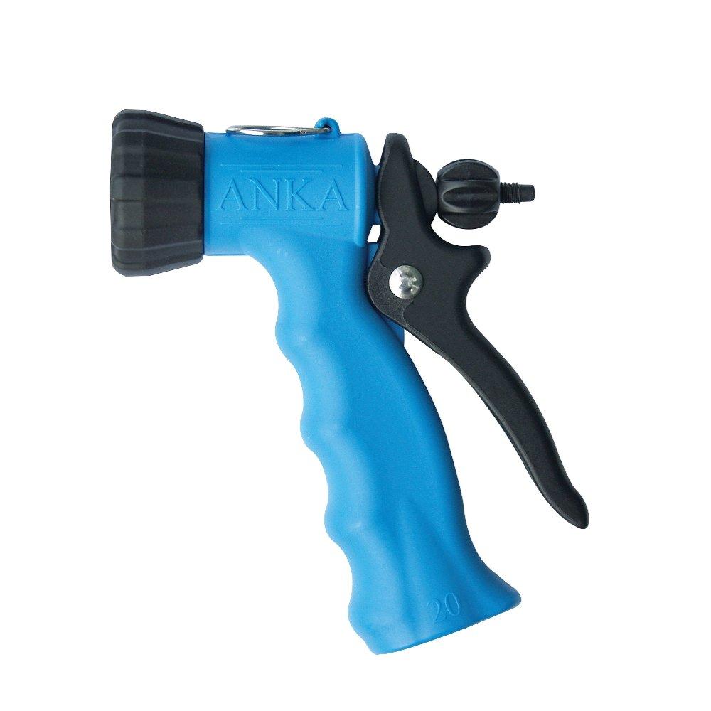 Fiberglass Reinforced Nylon Trigger Hose Nozzle//Garden Hose nozzle Watts AHNT20 ANKA 3//4 in