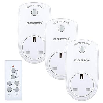 WiFi Smart Plug Outlet Interruptor temporizador de control de ...