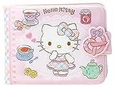 Hello Kitty Vinyl Wallet Sweet Tea Time Collection