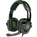 SADES SA930 3.5mm Wired Multi-Platform Gaming Headphones with Mic Noise Cancelling Volume Control