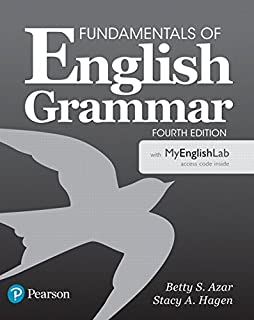 Fundamentals Of English Grammar Workbook 4th Edition Betty S Azar