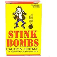 Hepkat Provisioners 'Stink Bombs' Practical Joke Toy