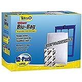 Tetra Whisper Unassembled Bio-Bag Filter Cartridges by Tetra 26164 Large 12-Pack
