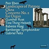 Okna: Landscapes of Patmos Cto No. 2 for Organ