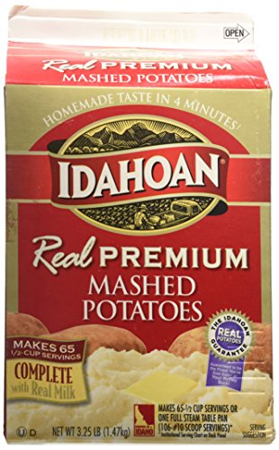 SCS Idahoan® Real Premium Mashed Potatoes - 3.25 Lbs. by Idahoan