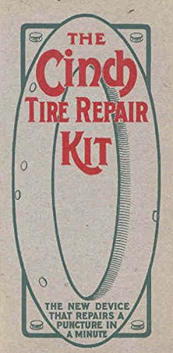 1910-livingstone-co-cinch-tire-repair-kit-automobile