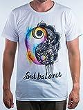 Electro Threads Men's Find Balance Shirt (Medium)