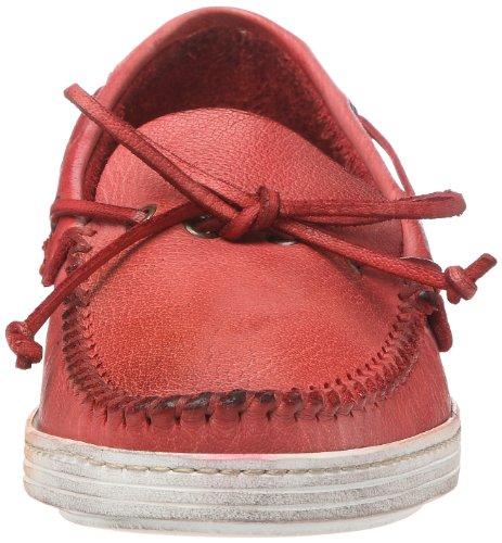 SAX Men's 12113 Boat Shoes Rouge (Bufalo Campari) OAOUZ