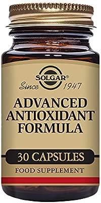 Solgar Antioxidante Avanzado - 30 Cápsulas