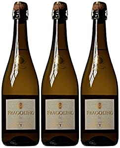 Le Bon Vin Fragolino Red and White Wine Mixed Case 75 cl (Case of 6)