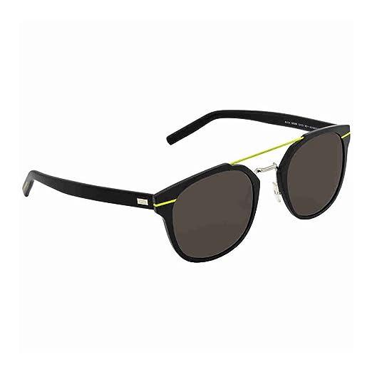a37534be4fb7d8 Amazon.com  DIOR HOMME Men CD AI13.5 S 52 Sunglasses 52mm  Clothing