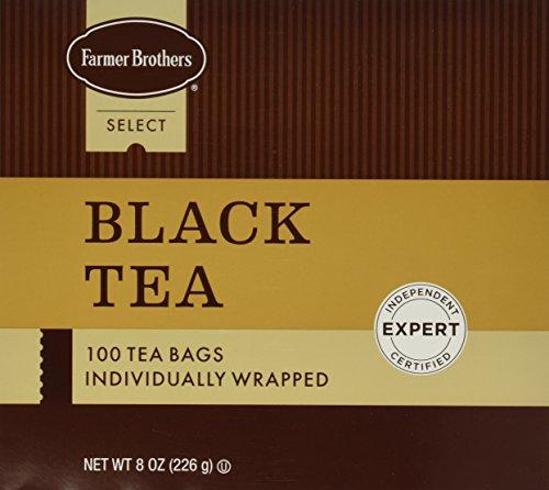 - Farmer Brothers – Black Tea – 100 Bags