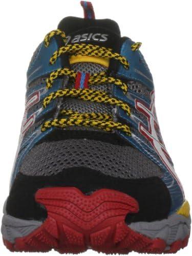Asicsgel Fuji Trainer - Zapatillas de Running Hombre, Color Naranja, Talla 46 EU: Amazon.es: Zapatos y complementos