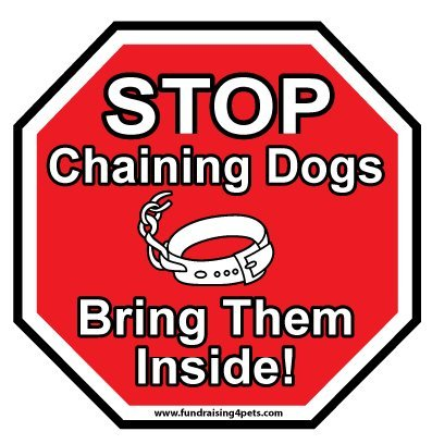 Stop Chaining Bring Inside Magnet