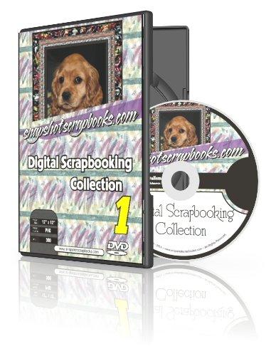 (Snapshot Scrapbook - Digital Scrapbook Collection Volume #1)
