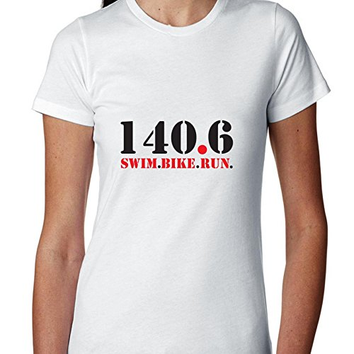 140.6 Swim Bike Run Triathlon Ironman Women's Cotton - Apparel Triathlon Ironman