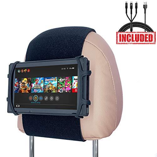 Car Headrest Mount Silicon