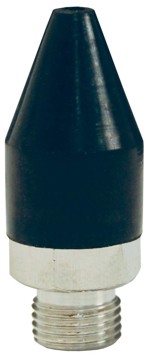 Non-Safety Dixon Rubber Tip 1//8 MNPT D201RT for D201 Nickel Plated Brass