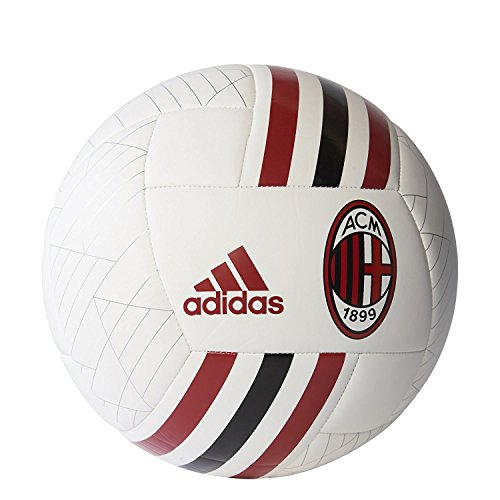 段階スクラップブック高さ(4) - Adidas AC Milan Supporters Soccer Ball
